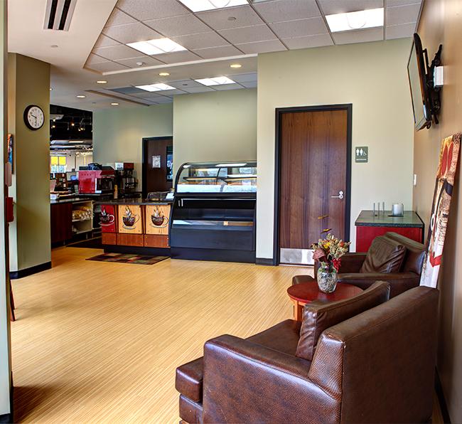 SoNo Bookend Cafe