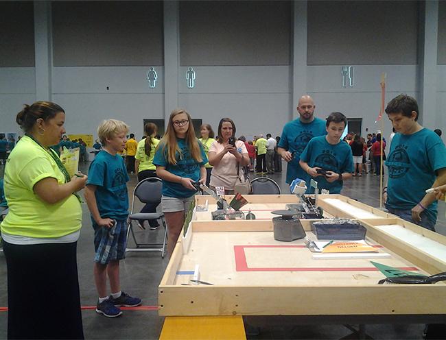 STEM Robots