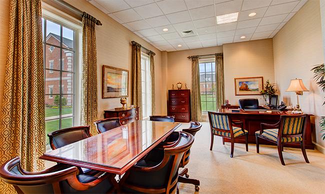 TowneBank Executive Suite