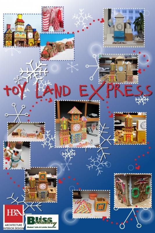 Toyland Express_Process